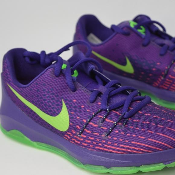 finest selection 77d7d e37bb Nike Preschool KD 8 (PS) Shoes NEW kids 768868-535